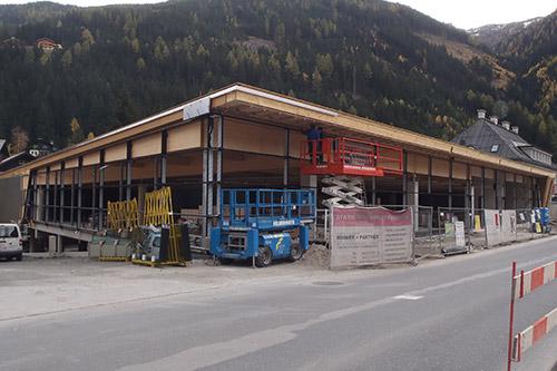 <strong>Supermarkt Spar Bad Gastein<span><b>in</b>gewerblich </span></strong><i>&rarr;</i>