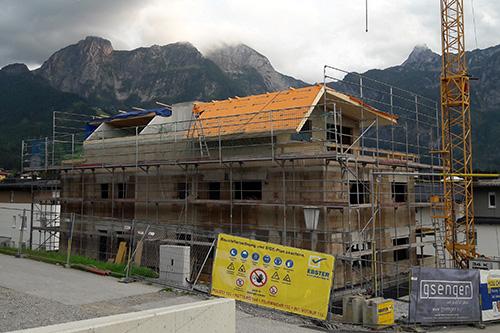 <strong>Wohnhaus Abtenau<span><b>in</b>Wohnbau </span></strong><i>&rarr;</i>