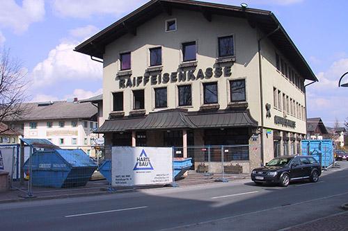 <strong>Raiffeisenbank Thalgau<span><b>in</b>gewerblich </span></strong><i>→</i>