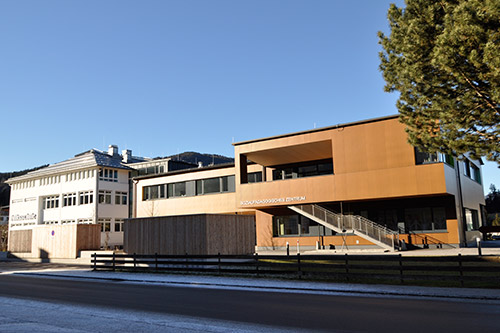<strong>Sonderpädagogisches Zentrum Abtenau<span><b>in</b>öffentlich </span></strong><i>→</i>