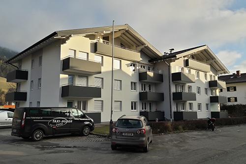 <strong>Wohnanlage Altenmarkt<span><b>in</b>Wohnbau </span></strong><i>→</i>