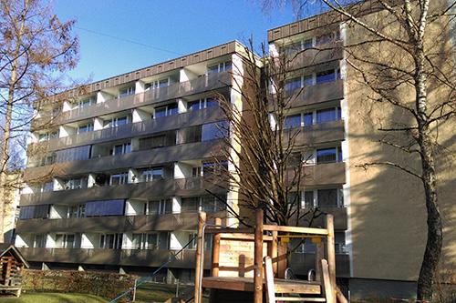 <strong>Wohnhaus Salzburg Itzling<span><b>in</b>Wohnbau </span></strong><i>→</i>