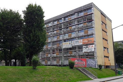 <strong>Wohnhaus Salzburg Itzling Göthestraße 9<span><b>in</b>Wohnbau </span></strong><i>→</i>