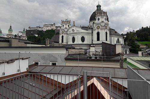 <strong>Wohn- und Geschäftshaus Salzburg Altstadt<span><b>in</b>Wohnbau </span></strong><i>→</i>